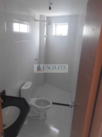 Apartamento à venda com 2 dormitórios em Castelo branco, João pessoa cod:22212-10511 - Foto 11