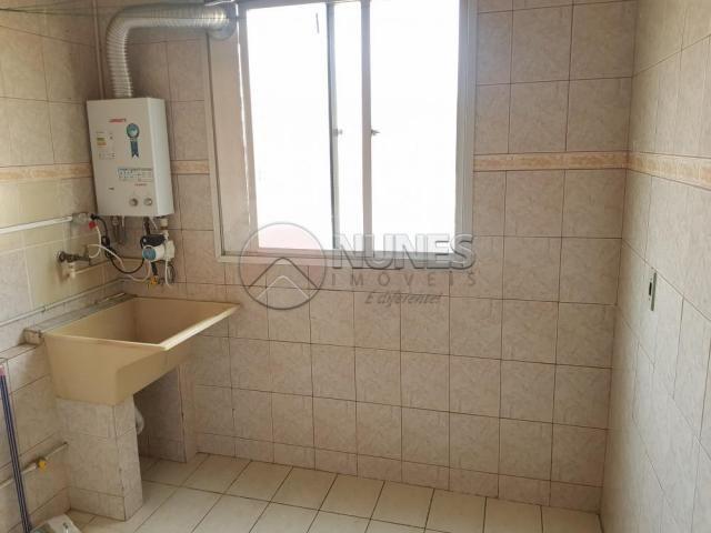 Apartamento à venda com 2 dormitórios em Novo osasco, Osasco cod:V093761 - Foto 7