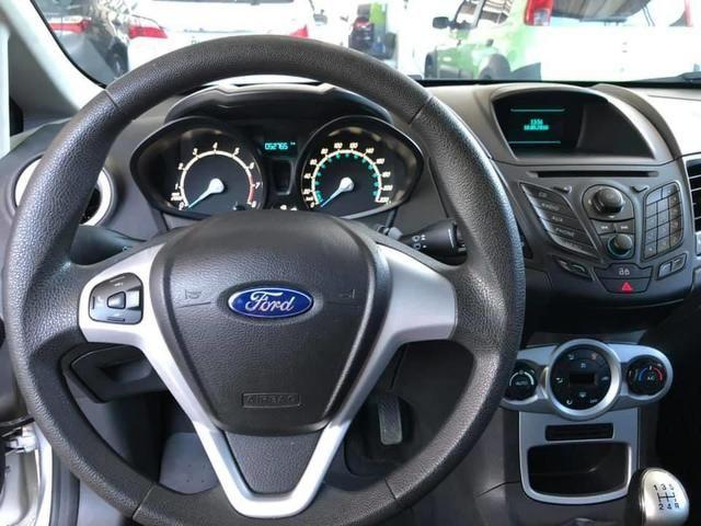 Ford Fiesta SEL 1.6 2016/2017 - Foto 11