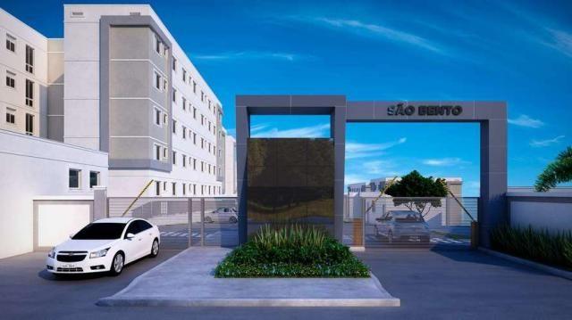 São Bento - Apartamento 2 quartos em Poá, SP - 44m² - ID3919 - Foto 6