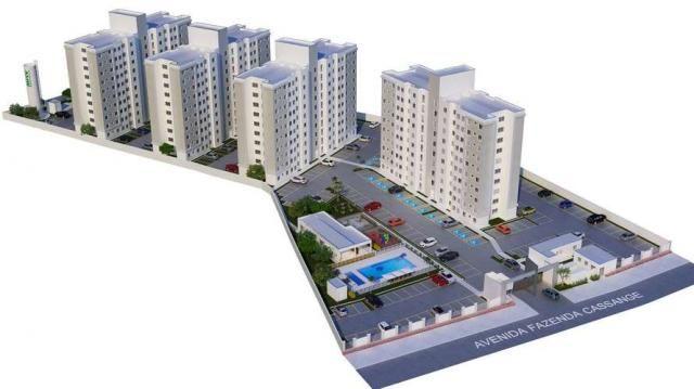 Residencial Pontal Da Serra - Apartamento 2 quartos em Salvador, BA - 42m² -ID3738 - Foto 9