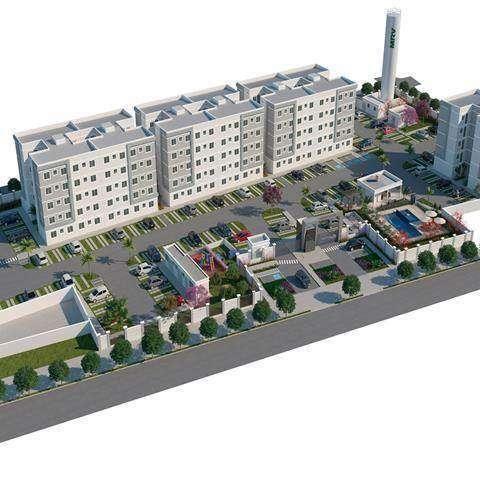 Chapada dos Ipês - Apartamento de 2 quartos em Várzea Grande, MT - ID3963 - Foto 8