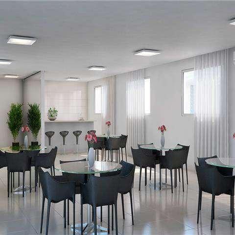 Eco Way Eusébio - 40m² - Apartamento 2 quartos em Eusébio, CE - ID3866 - Foto 4