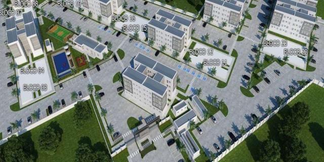 Parque Angra dos Reis - Apartamento 2 quartos em Araras, SP - 39m² - ID3687 - Foto 5