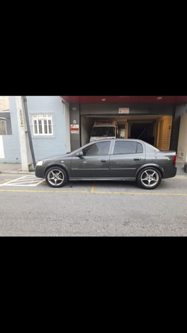 Astra Sedan Elegance 2.0