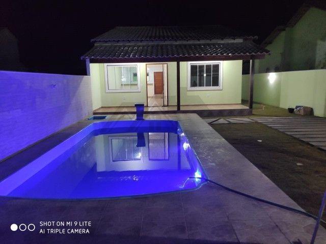 Casa de 03 quartos com piscina - Foto 13
