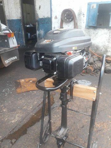 Motor de poupa - Foto 3