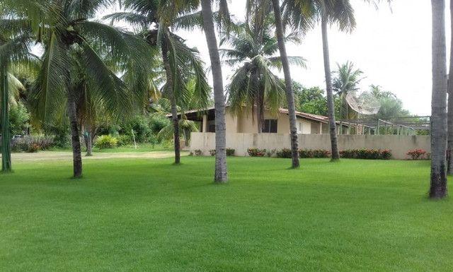 Casa na Lagoa do Uruaú, 17.500m² de área total, condomínio fechado, piscina - Foto 12