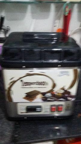 Temperadeira e derretedeira de chocolate - Foto 2