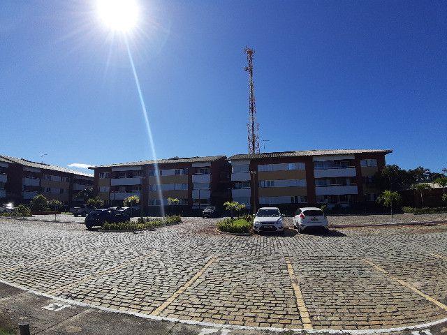 Apartamento Pier Jacuípe Residence 2 Quartos 72m² mobiliado Estrada do Coco/ Linha Verde - Foto 2