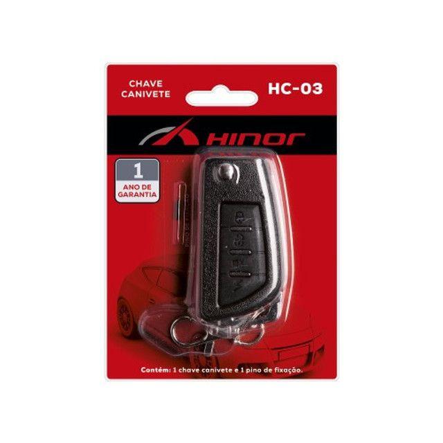 Chave Canivete Automotiva Hinor - HC 03 - Caruaru (PE)