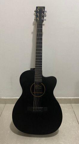 Violão MARTIN 000CXE BLACK - Foto 2