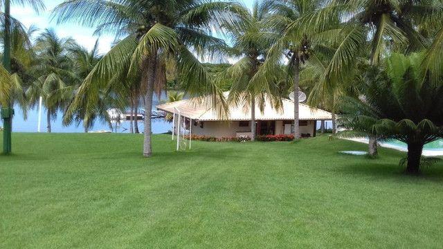 Casa na Lagoa do Uruaú, 17.500m² de área total, condomínio fechado, piscina - Foto 7