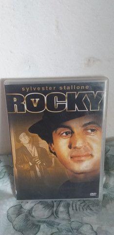 Dvd Rocky V