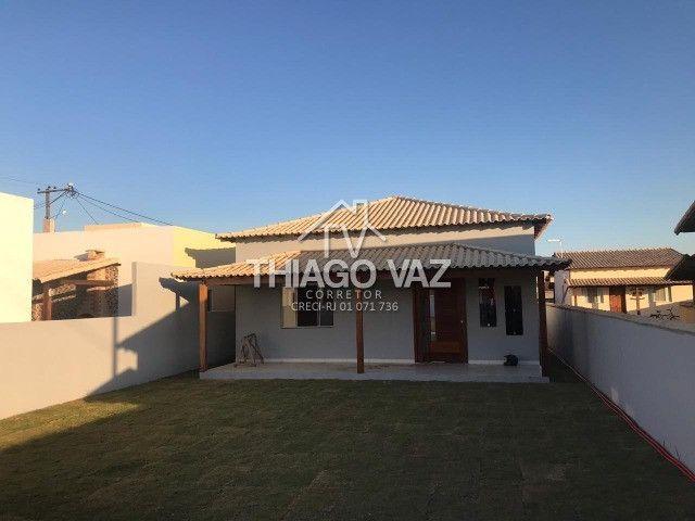 Linda casa de 02 quartos com terreno de 500 M² - Foto 17