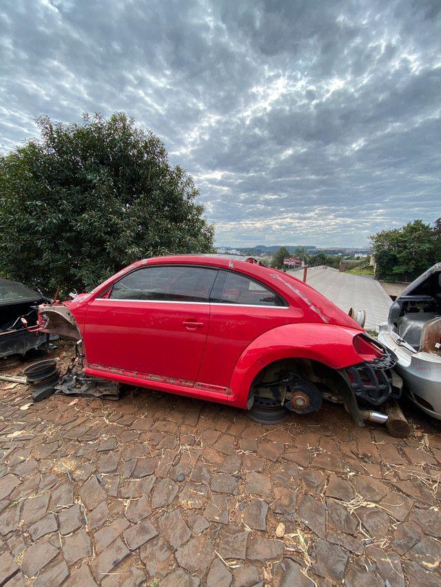 Sucata para retirada de peças- VW Fusca 2013