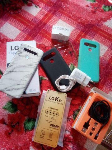 Lg k61 128 gigas - Foto 2