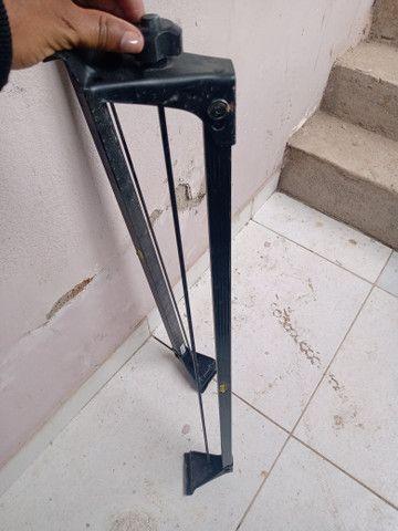 Rack/Bagageiro esterno uno Mille 4 porta - Foto 4