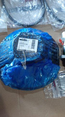 Kit hidráulico para embreagem | trator new holland | ts - Foto 4