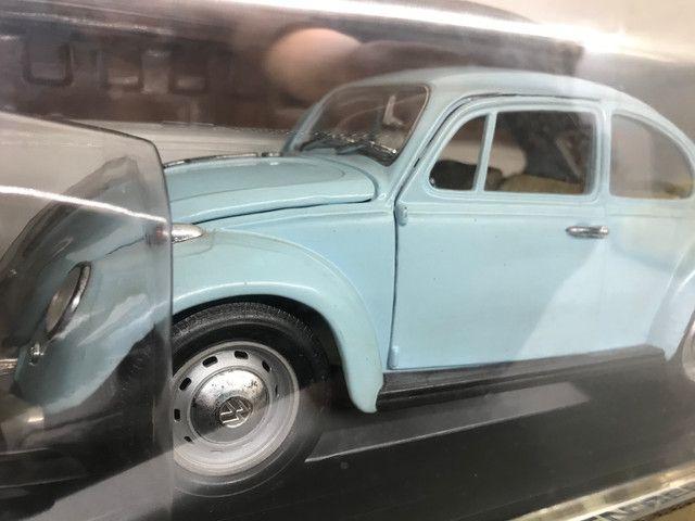 Miniatura Fusca Beetle 1967 1 18 - Foto 5