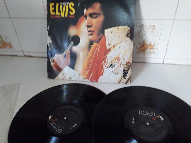 Vinil Elvis duplo - Foto 3