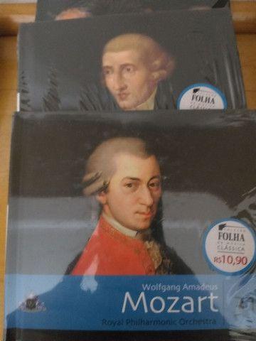 Coleção 35 Cds Músicas clássicas- intactos - Foto 2