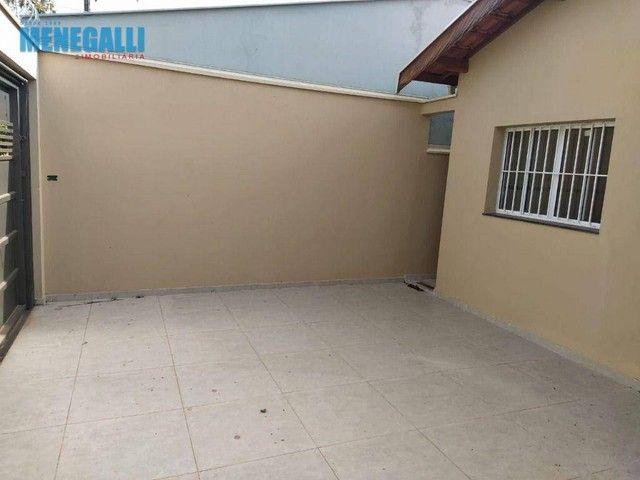 Casa com 2 dormitórios à venda, 70 m² por R$ 245.000,00 - Terra Rica III - Piracicaba/SP - Foto 18