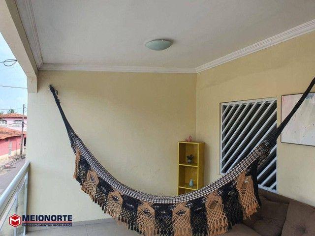 Casa com 2 dormitórios à venda, 100 m² por R$ 255.000,00 - São Bernardo - São Luís/MA - Foto 4