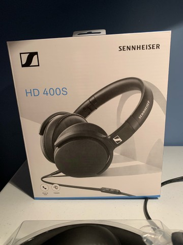 Fone Sennheiser hd 400s - Foto 2