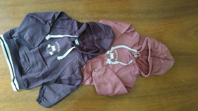 Blusa de moletom infantil Masculina - Foto 2