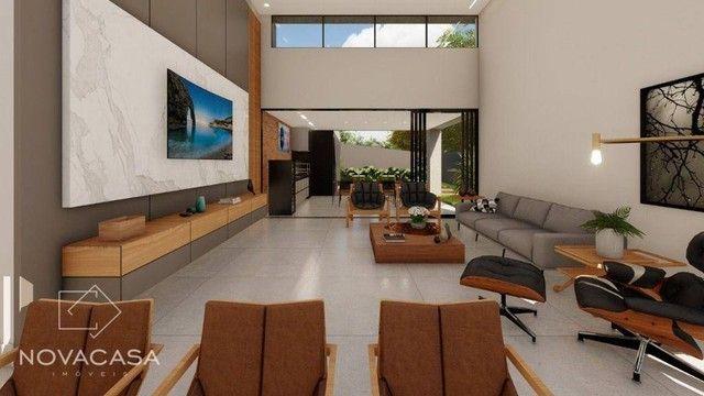 Casa com 4 dormitórios à venda, 318 m² por R$ 1.990.000,00 - Alphaville Lagoa dos Ingleses - Foto 11