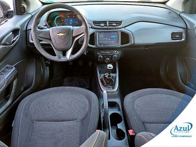 Chevrolet Onix 1.4 MPFI LTZ 8V FLEX 4P MANUAL - Foto 2