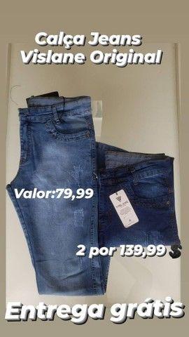 Calça Jeans @(novoimperio18)