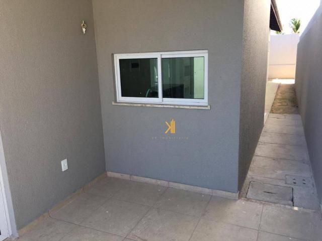 Casa Plana com 2 dormitórios sendo 1 suíte à venda, 63 m² por R$ 185.000 - Mangabeira - Eu - Foto 6