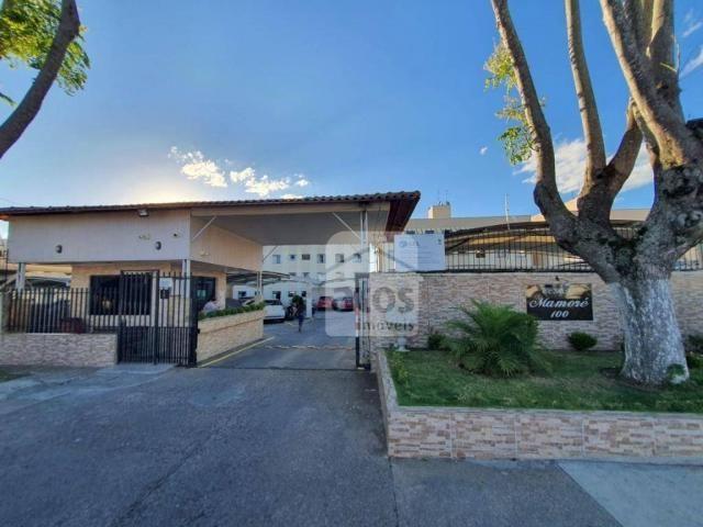 Apartamento com 3 dormitórios à venda, 52 m² por R$ 159.000,00 - Fazendinha - Curitiba/PR - Foto 4