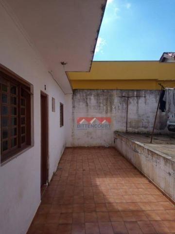 Casa com 1 dormitório para alugar, 40 m² por R$ 700,00/mês - Cidade Nova - Jundiaí/SP - Foto 3