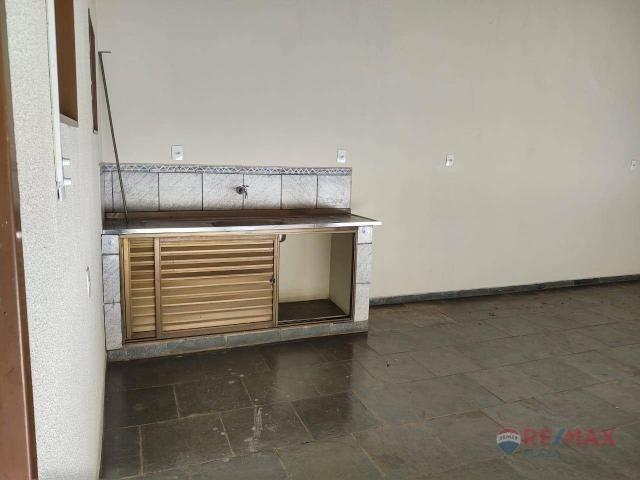 Casa com 4 dormitórios para alugar, 549 m² por R$ 2.800/mês - Jardim Tarraf II - São José  - Foto 8