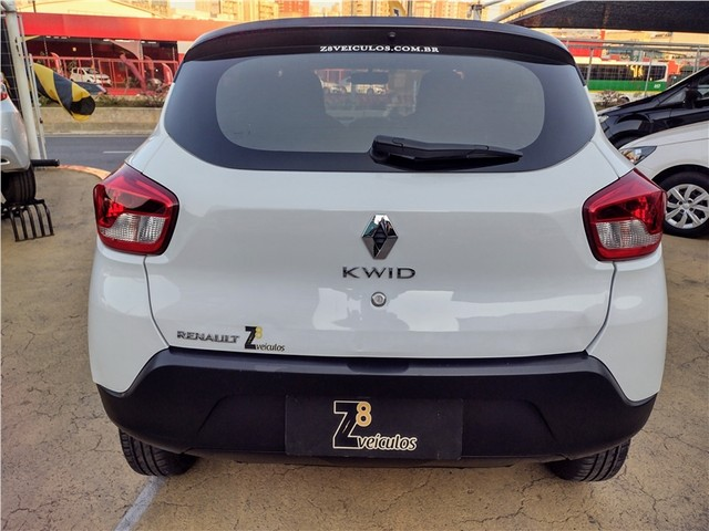Renault Kwid 2020 1.0 12v sce flex zen manual - Foto 3