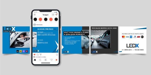 Aluguel De Carro Para Uber E Apps = Promoção - Foto 5