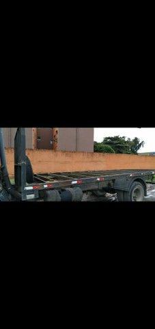 Carroceria de ferro pra truck 4 locks 6,30 comprimento