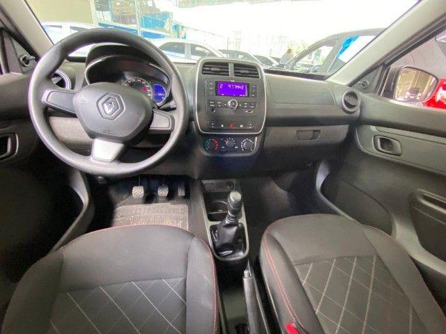 Renault Kwid 1.0 Zen 2021 -Único dono! Garantia de Fabrica! - Foto 9