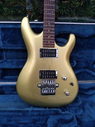 Guitarra Ibanez JS2000 Joe Satriani Signature Impecável! - Foto 2