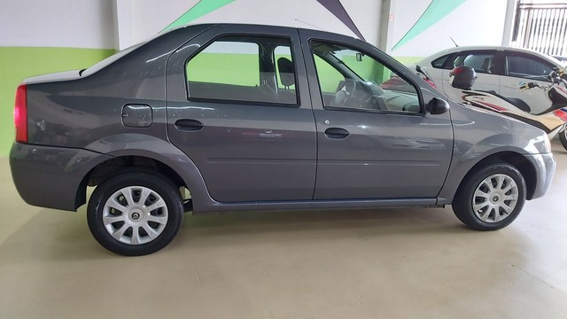 Renault Logan authentique 2009, IMPECÁVEL.  - Foto 5