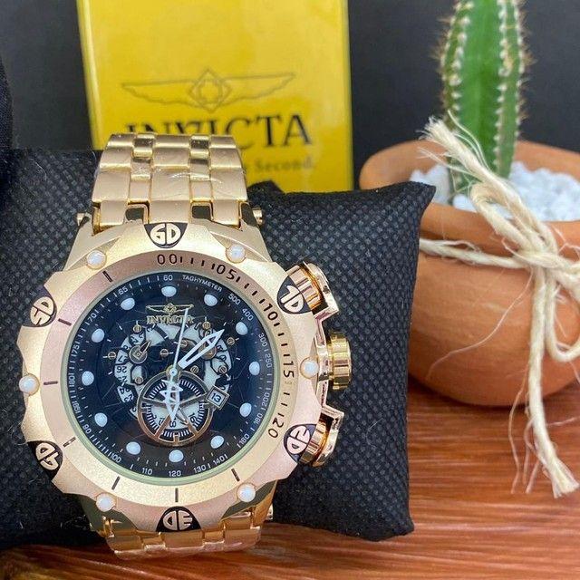 Relógio invicta masculino - Foto 2