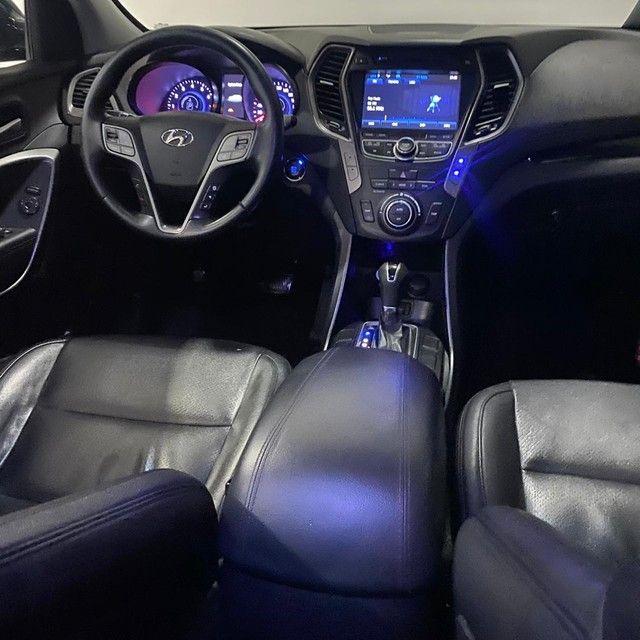 Hyundai Santa Fe 3.3 V6 2014  - Foto 9