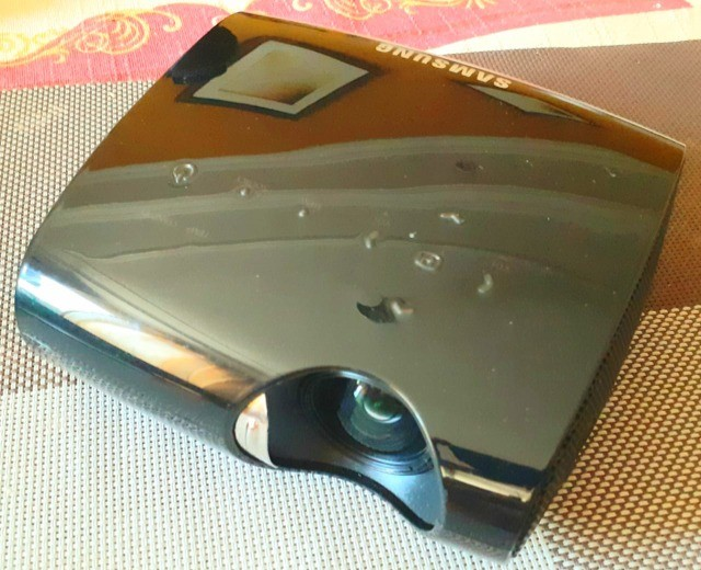 Mini Projetor Samsung SP-P410M - Foto 3