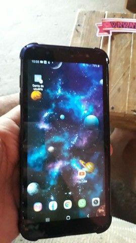 Samsung J8, pra trocar em outro melhor com volta minha! - Foto 2