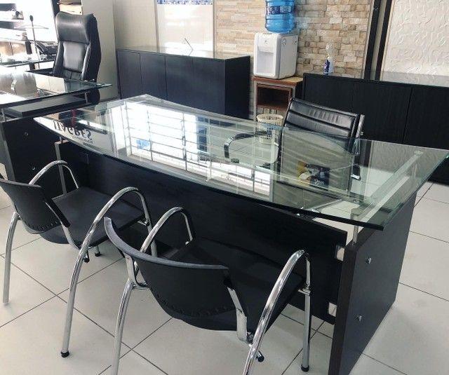 Mesas e cadeiras para empresa - Foto 2