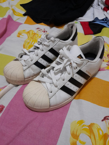 Adidas Superstar tamanho 38