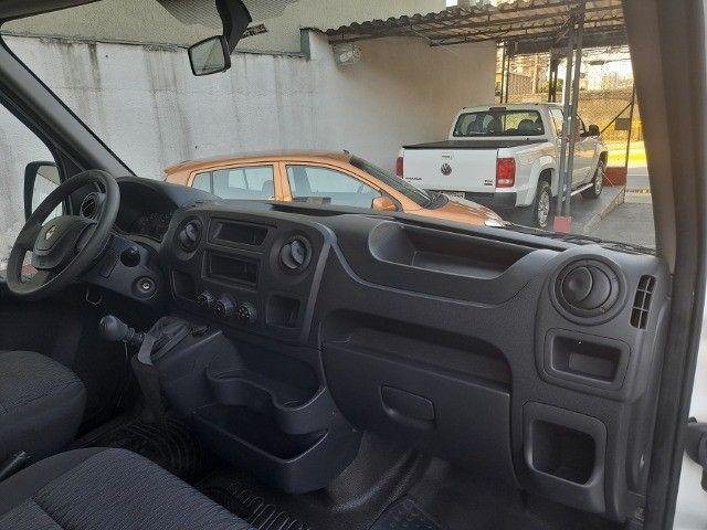 Renault / Master 2.3 DCI Minibus Executive 16L 2019 Branca - Foto 9